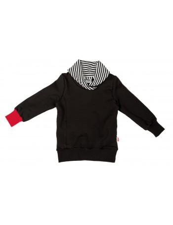 AAVA-ALEKSI paita, musta