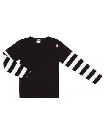 NIILO-NELLApitkähihainen paita, musta