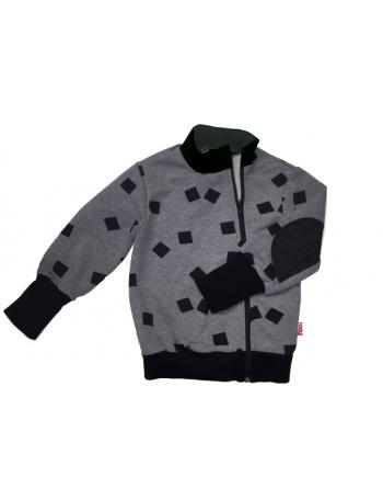 KARO-KARO jacket, palikka print