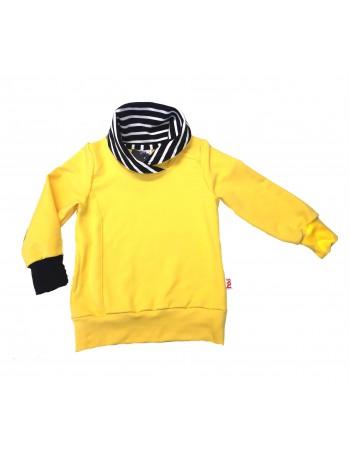 AAVA-ALEKSI paita, keltainen