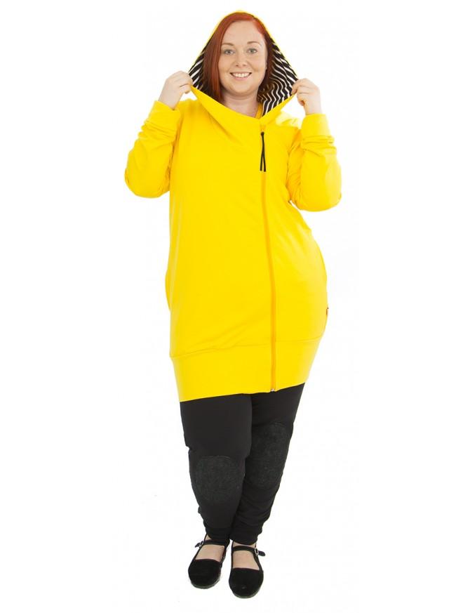 MINNA hupparitakki, keltainen