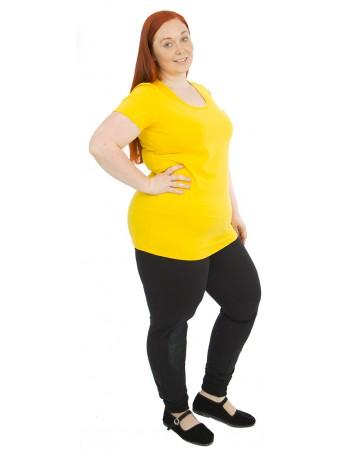 AULI naisten paita, keltainen