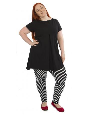 OLIVIATAR naisten leggings, lakuraita
